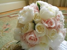#Bride's #Bouquet.