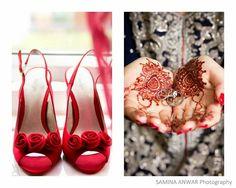 Beautiful wedding detail