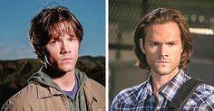 Как выглядели актеры сериалов впервом ипоследнем сезоне