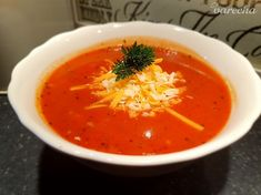 Detox Soup, Thai Red Curry, Treats, Ethnic Recipes, Food, Sweet Like Candy, Goodies, Essen, Meals