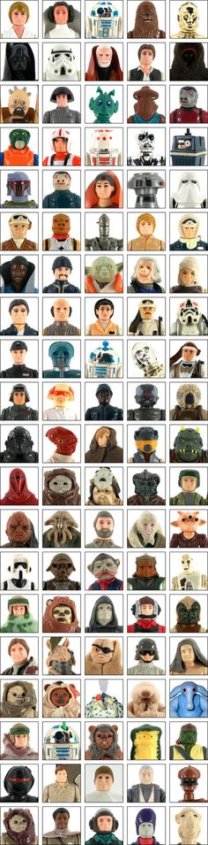 Star Wars: The Complete Vintage Kenner Collection