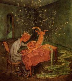 Remedios Varo (1908 - 1963) surrealist painter