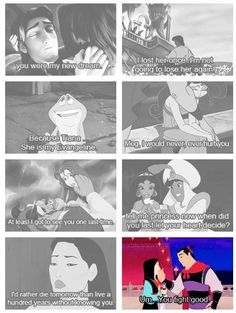 And then there's Mulan...