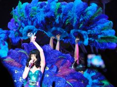 Went to see the Katy Perry California Dreams tour!