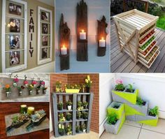 34 DIY Projects