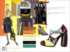 Shoes Trend Book A/W 2016/2017 by Veronica Solivellas   mode...information GmbH