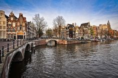 Amsterdam to see Anne Frank's house