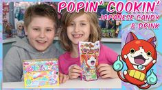 Popin Cookin | Kracie | DIY Japanese Candy and Drink