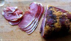 Zdjęcie: Suszona szynka / Dried ham Smoking Meat, Ham, Joker, Food, Roast, Hams, Essen, The Joker, Meals