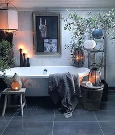 Scandinavian Bathroom / Home design ideas Small Bathroom Storage, Bathroom Design Small, Bathroom Interior Design, Home Interior, Gothic Bathroom Decor, Interior Decorating, Decorating Ideas, Bad Inspiration, Bathroom Inspiration