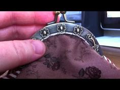 ~My first coin purse~ - YouTube