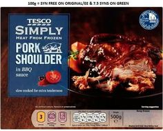 Slimming world Syns Slimming World Syn Values, Slimming World Syns, Slimming World Recipes, Syn Free, Food Hacks, Slow Cooker, Bbq, Frozen, Dinner Recipes