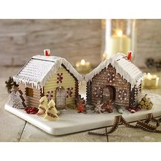 Fairy Tale Village Mould - from Lakeland