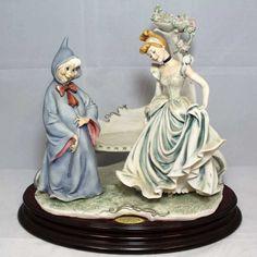 Armani Disney Cinderella Fairy Godmother 1421C