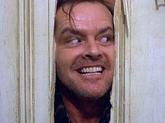 El Resplandor. 1980. #Nicholson