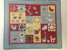 Mi hobby patchwork: marzo 2013