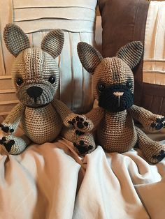 Stella The French Bulldog Pattern By T M Harrison