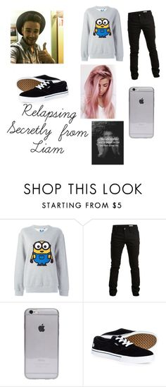 """1D outfit #109"" by niall-lover-2000 ❤ liked on Polyvore featuring Steve J & Yoni P, SELECTED and Etnies"