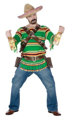 Mexican Bandit Costume
