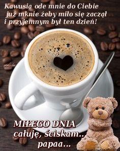 Coffee Time, Mugs, Tableware, Humor, Polish, Quotes, Dinnerware, Tumblers, Tablewares