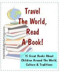 15 great books about children around the world, culture and language - Whats your favorite world kids book?