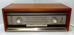 TELEFUNKEN OPUS 2550 HiFi Stereo Röhrenradio von 1965