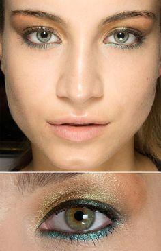 Maquiagem da Semana de Moda de Paris: 5 looks para copiar em casa