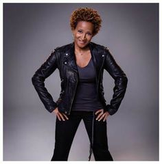 Wanda Sykes - Seriously one of the funniest women on television. #loveher