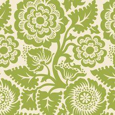 Blockprint Blossom - Home Dec -