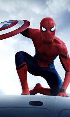 #Spiderman #Civil War