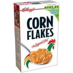 El Top 10 de los cereales con maíz transgénico… Kellogg's en primer lugar