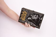 Hey, I found this really awesome Etsy listing at http://www.etsy.com/listing/155947157/book-clutch-purse-star-wars