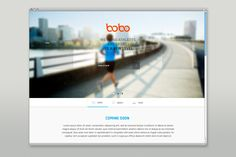 bobo website by Martin Oberhäuser