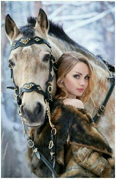 Love The Horse But Not Really Diggin The Girl The Way Shes Looking At Us Like Challenging Or Dareing Us To Step Closer I Think A Softer Look Would Have
