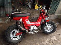 Honda Chaly cf90