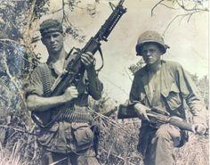 173rd Airborne Brigade soldiers, 1968 ~ Vietnam War