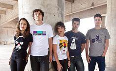 Hoser, première plate-forme de t-shirts de Bike Polo sur fixie-singlespeed.com T Shirt, Plate, Polo, Women, Fashion, Fixed Gear, Urban Bike, Supreme T Shirt, Moda
