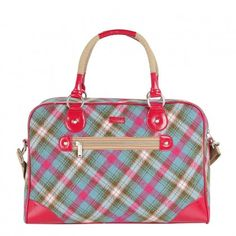 WEEKENDER Overnight Bag from Ness Clothing