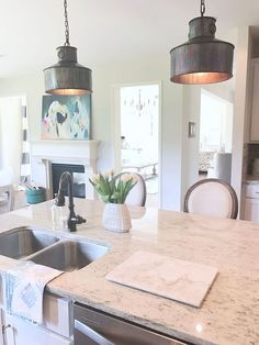 Magnolia Market Farmhouse Lighting. Farmhouse Kitchen Lighting  #FarmhouseKitchenLighting #Farmhouselighting #magnoliamarket Beautiful  Homes Of Instagram @ ...