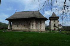 Humor Church - Gura Humorului, Romania - John Meckley