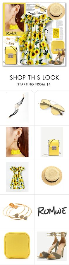 """www.romwe.com-XLIII-10"" by ane-twist ❤ liked on Polyvore featuring romwe"