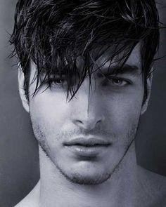 Stilvolle Unordentlichen Haar für Manner im Jahr 2015