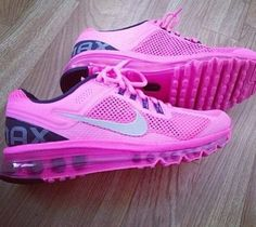 Girl needs pink sneaks! :D