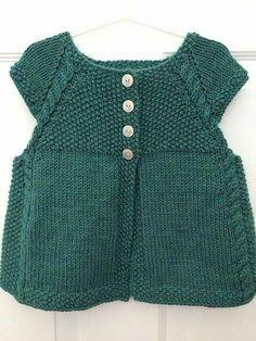 "[ ""Knit By Saadet Turkarslan"" ] Screenshots - Diy Crafts Knitting For Kids, Baby Knitting Patterns, Baby Patterns, Hand Knitted Sweaters, Baby Sweaters, Baby Cardigan, Handgestrickte Pullover, Pull Bebe, Baby Dress Design"