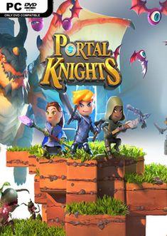 Portal Knights pc dvd-ის სურათის შედეგი