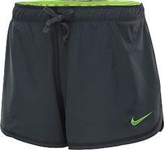 Training for a race? Throw on these NIKE® women's New Phantom training shorts and stay comfortable during your run!