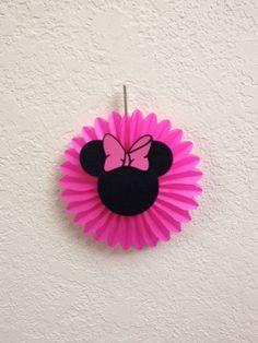 Minnie Mouse cumpleaños  Baby shower fiesta decoraciones 5