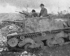 Semovente L40 - Italy, September 1943