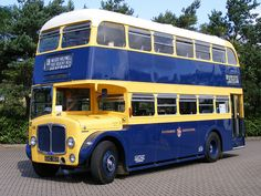 AEC Regent V/East Lancs - Eastbourne Corporation