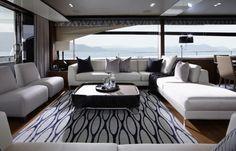 Princess 88 Yacht - Interior